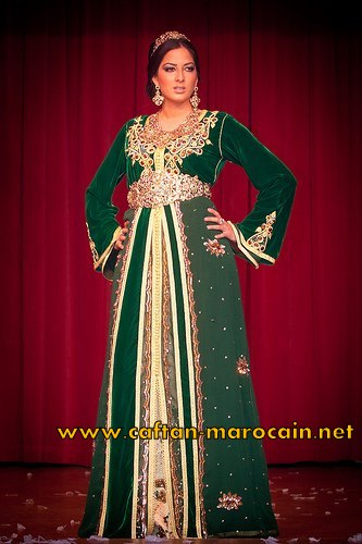 caftan royal mobra